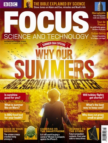 BBC Science Focus Magazine Preview