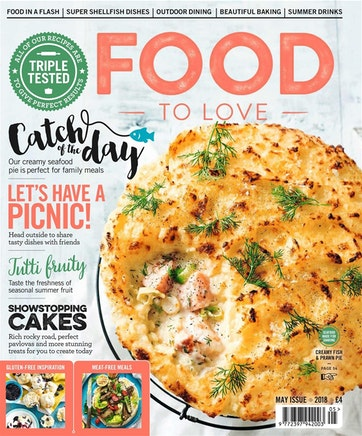 Food To Love Preview