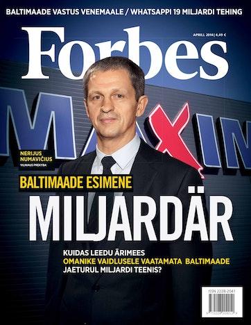 Forbes Estonia Preview