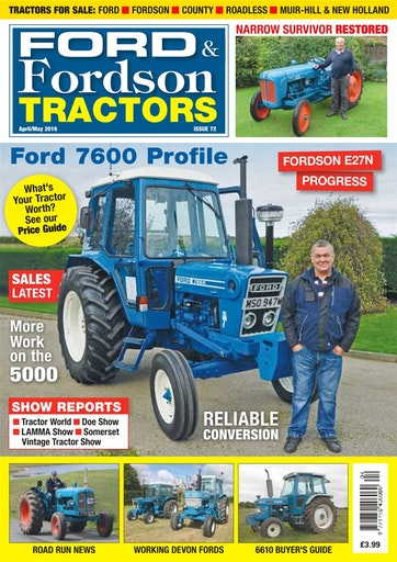 Ford & Fordson Preview