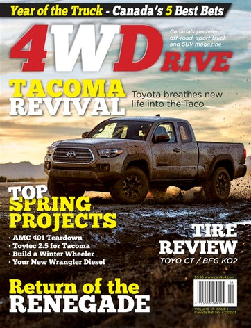 4WDrive Preview