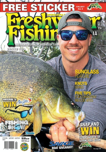 Freshwater Fishing Australia Preview