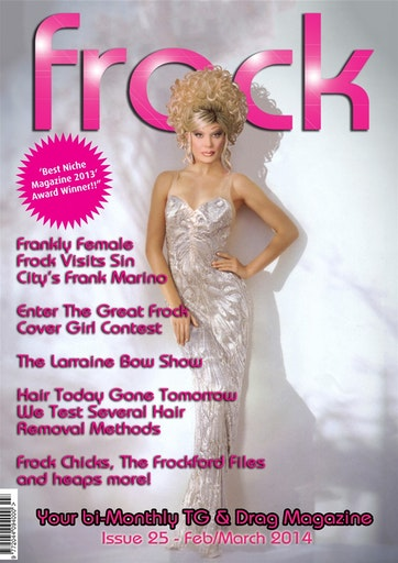 Frock Magazine Preview