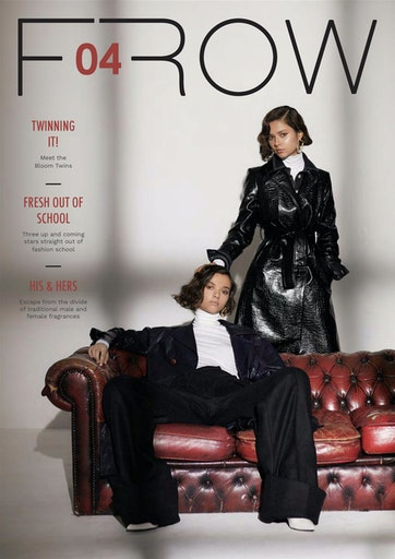 FROW Magazine Preview