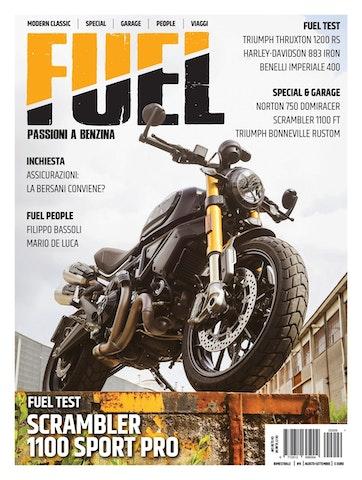 Fuel Magazine Preview