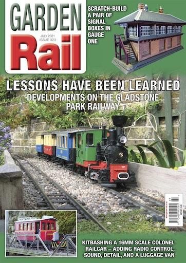 Garden Rail Preview