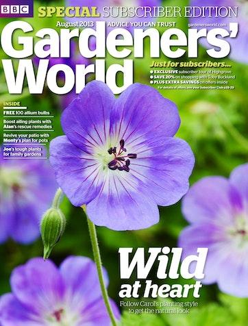 BBC Gardeners' World Magazine Preview