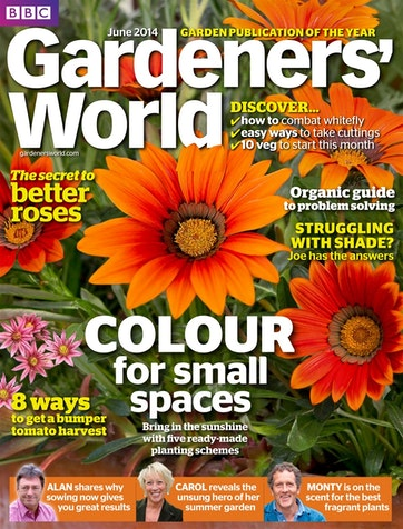 BBC Gardeners' World Magazine Preview