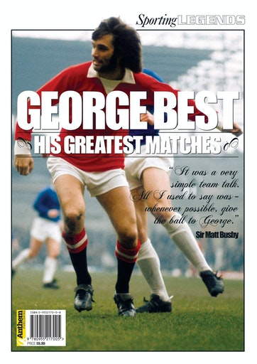 George Best his Greatest Matches Preview