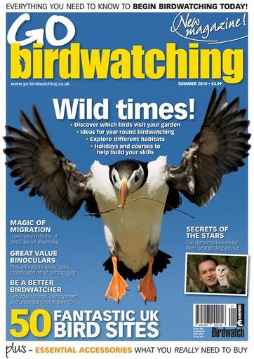 Go Birdwatching Preview