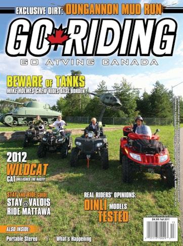 Go Riding ATVing Magazine Preview