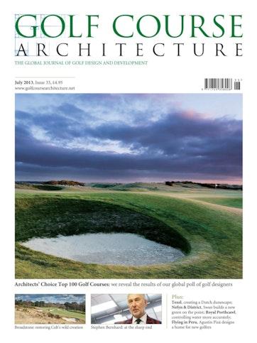 Golf Course Architecture Preview