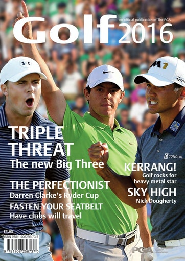 Golf 2016 (an official publication of the PGA) Preview