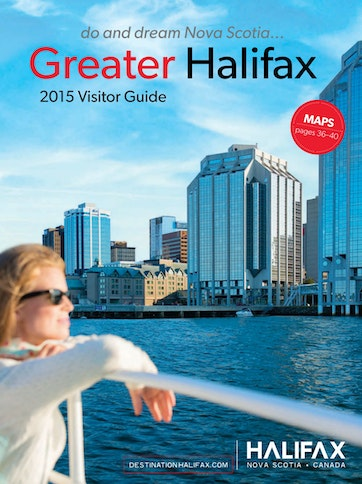 Greater Halifax Visitor Guide Preview