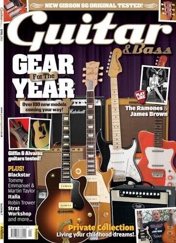 Guitar Magazine Preview