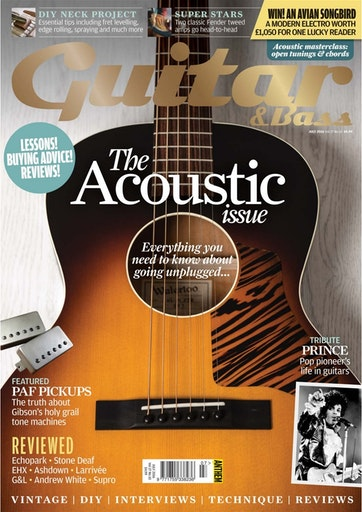 Guitar Magazine Preview