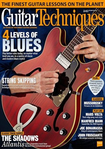 Guitar Techniques Preview