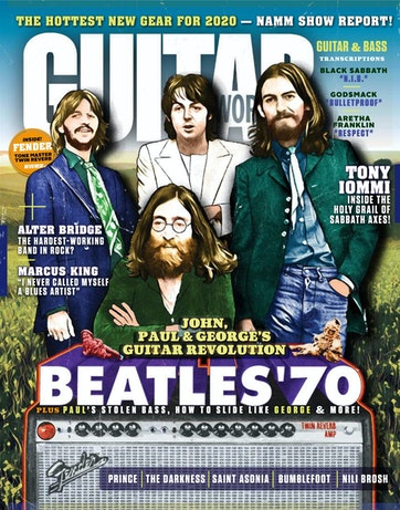 Guitar World Preview