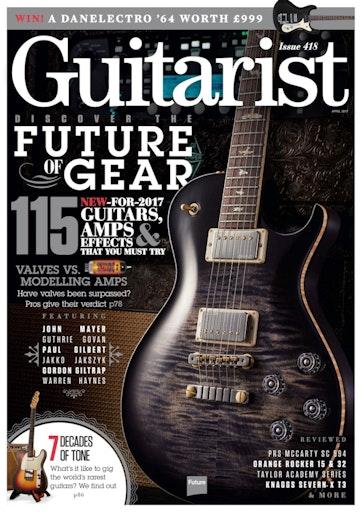 Guitarist Preview