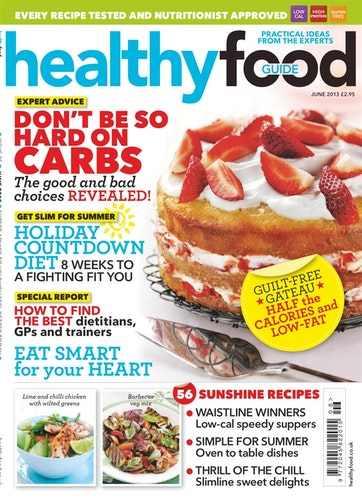 Healthy Food Guide Preview