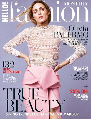 Hello! Fashion Monthly Preview