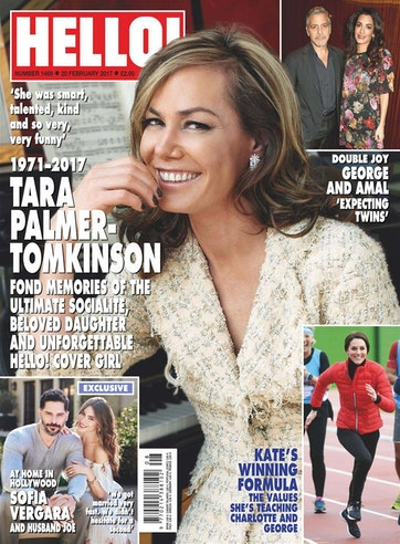 Hello! Magazine Preview