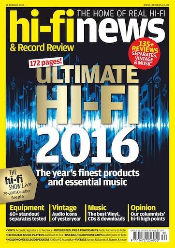 Hi-Fi News Preview