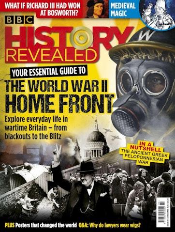 BBC History Revealed Magazine Preview