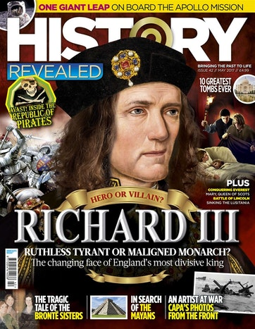 BBC History Revealed Magazine Preview
