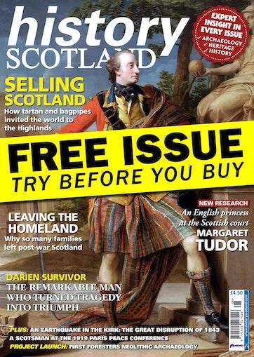 History Scotland Preview