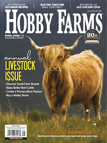 Hobby Farms Magazine Preview