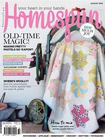 Homespun Preview