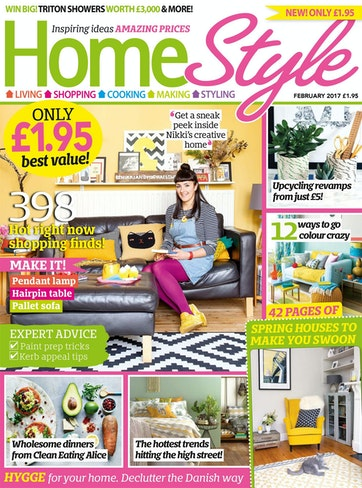 Homestyle Preview