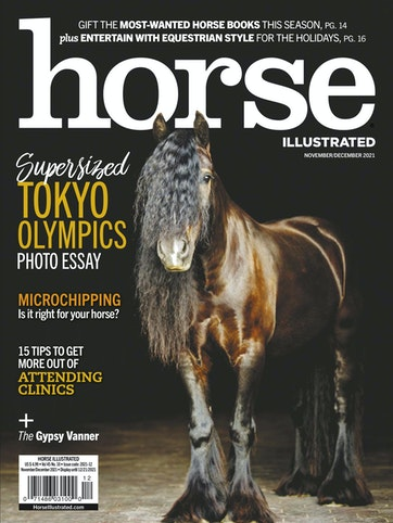 Horse Illustrated Magazine Preview