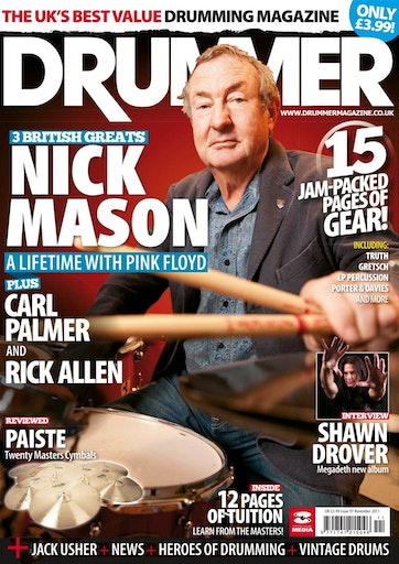 iDrum magazine: Never miss a beat Preview
