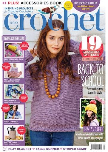 Inside Crochet Preview