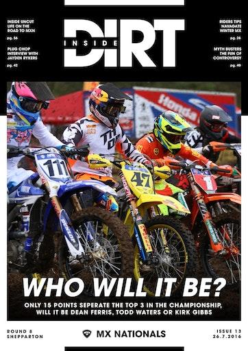 Inside Dirt Preview
