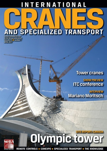 Int. Cranes and Specialized Transp Preview