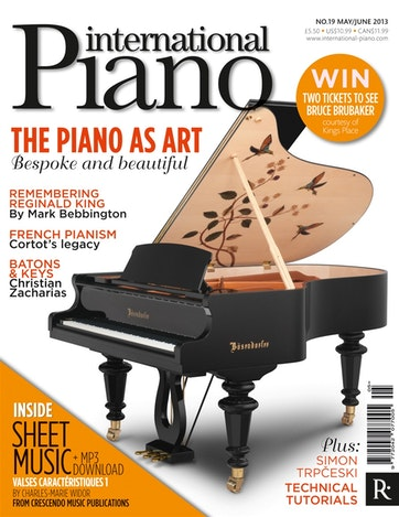 International Piano Preview