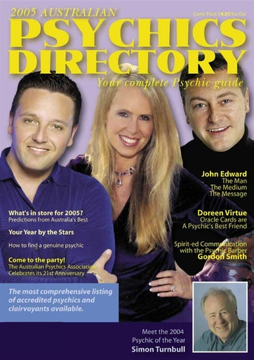 International Psychics Directory Preview