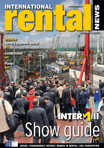 International Rental News Preview