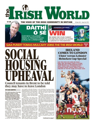 Irish World Preview