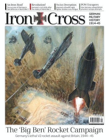 Iron Cross Preview