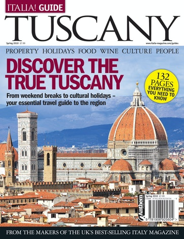 Italia! Guide to Tuscany Preview