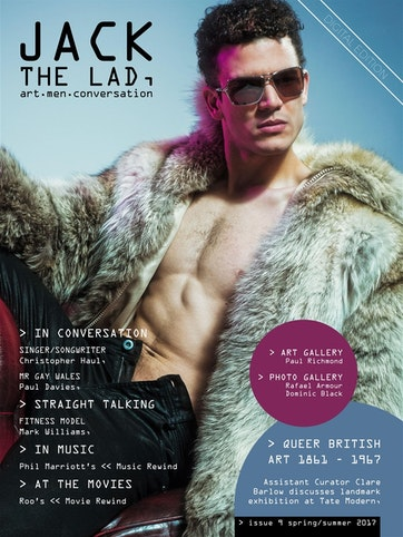 Jack The Lad Magazine Preview