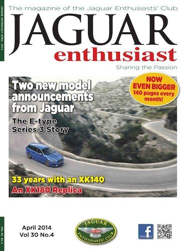 Jaguar Enthusiast Preview