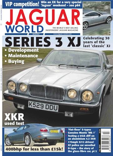 Jaguar World Preview