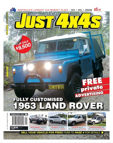 JUST 4X4S Preview