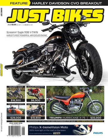 JUST BIKES Preview