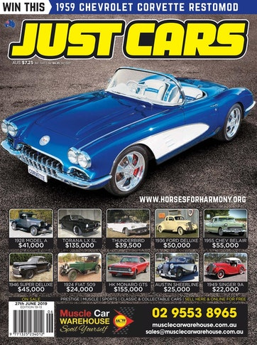 JUST CARS Preview